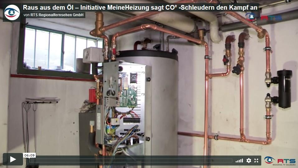 CO2 Förderung Raus aus dem Öl